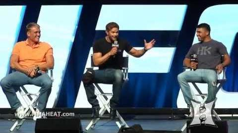 """The Expendables 3"" Cast Q&A at UFC International Fight Week 2014 (Complete in HD)"