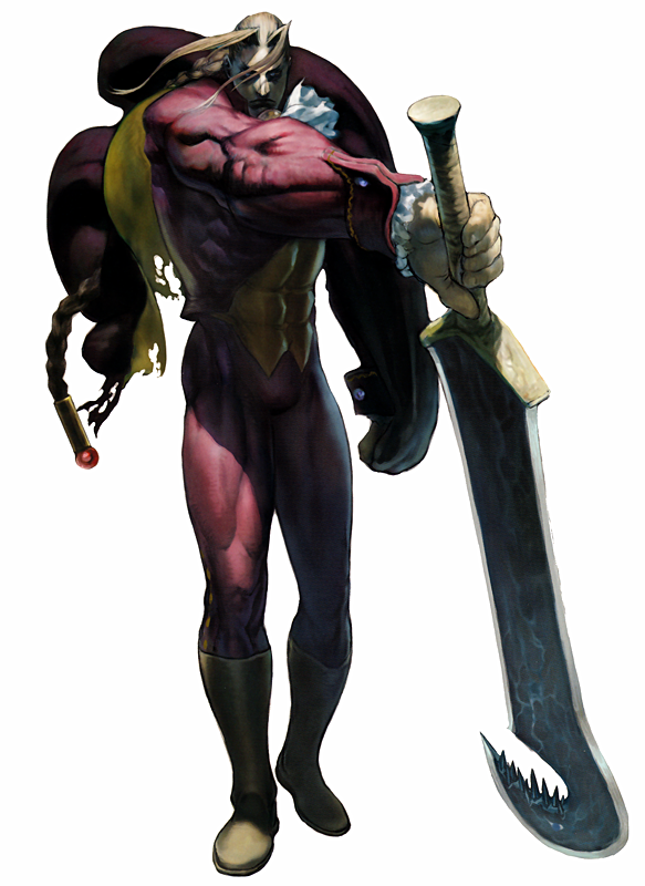 Dee Evil Donovan Capcom Database Capcom Wiki Marvel