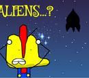 Aliens...?