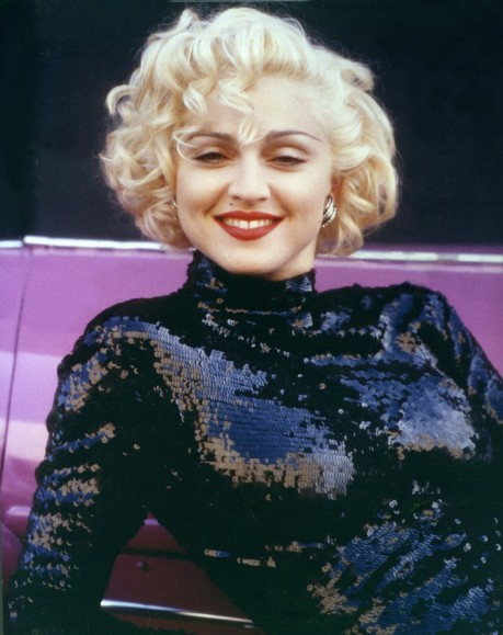 80s hairstyles madonna