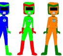 Agent Squadron TUFFRanger