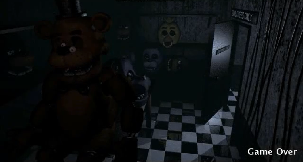 As This Is A Nightmare Fuel Page, Spoilers Will Be Left Unmarked. You Have  Been Warned!