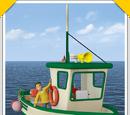 Charlie's Fishing Boat