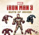 Iron Man 3: Suits of Armor