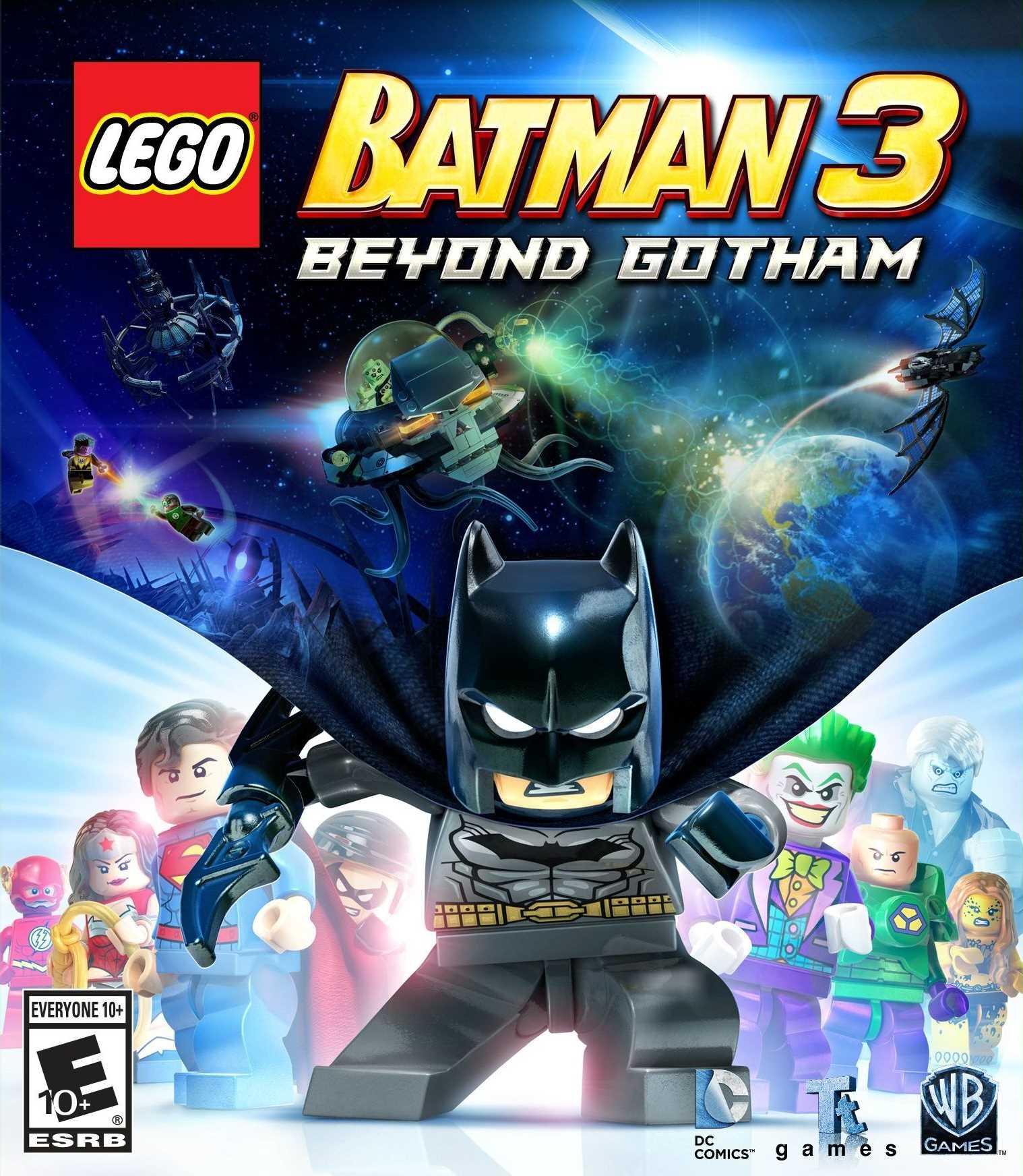 Batman Beyond Lego Sets LEGO Batman Beyond Got...
