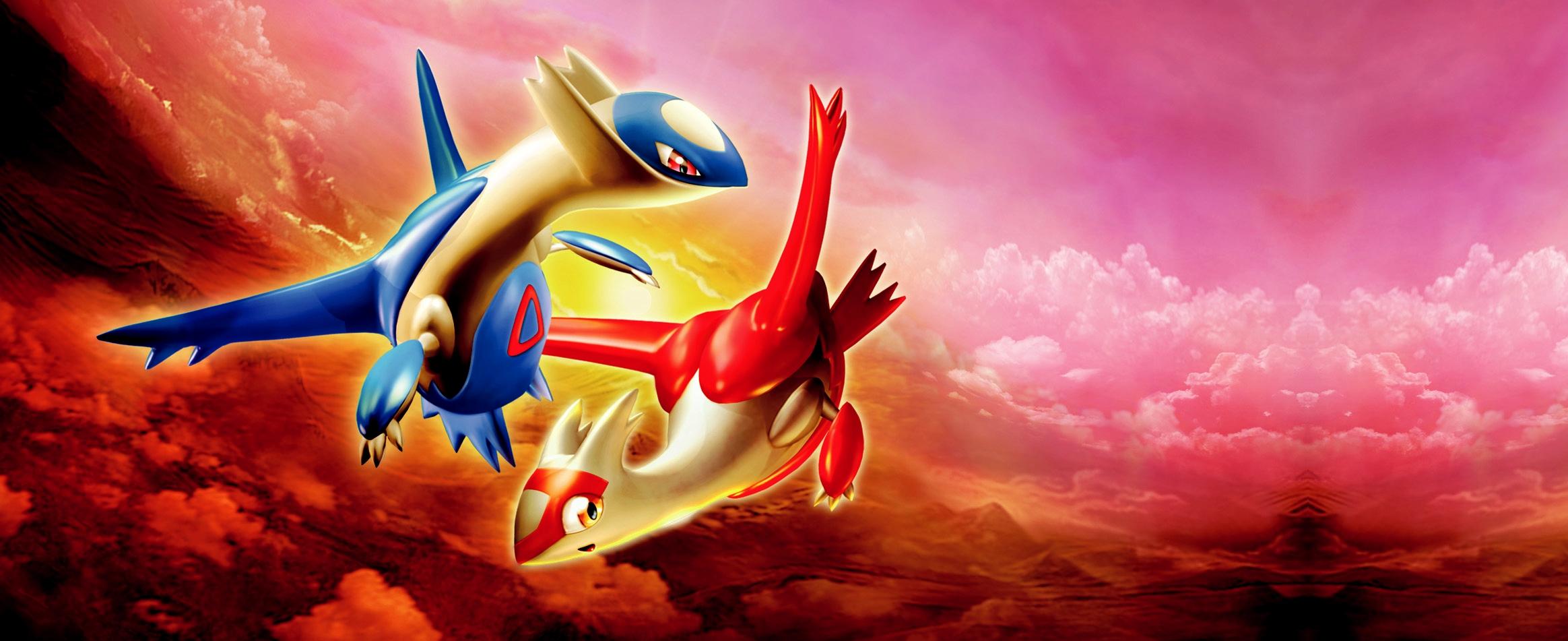 how to get latias in pokemon y