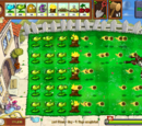 Plants vs. Zombies Last Stand levels