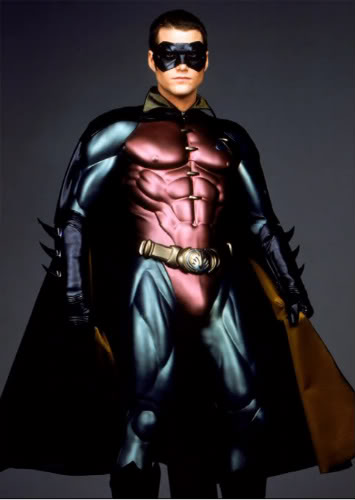 I never thought id say this  Robin From Batman Movie