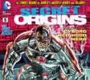 Secret Origins Vol 3 5