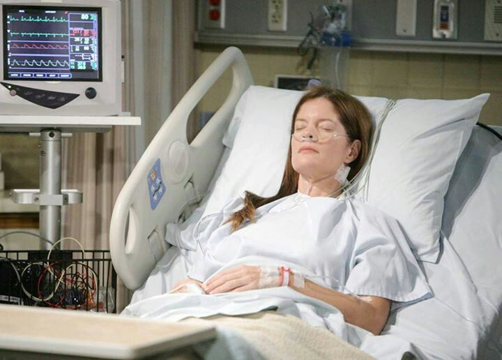 Michelle Stafford's final scene as Phyllis Newman (2013)