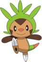 650Chespin XY anime 4.png