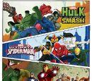 MARVEL COMICS: Marvel Ultimate TV Universe