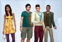 how to move out sims from household sims 4