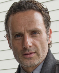 Season five rick grimes