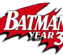 Batman: Año Tres