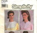 Simplicity 7995 A