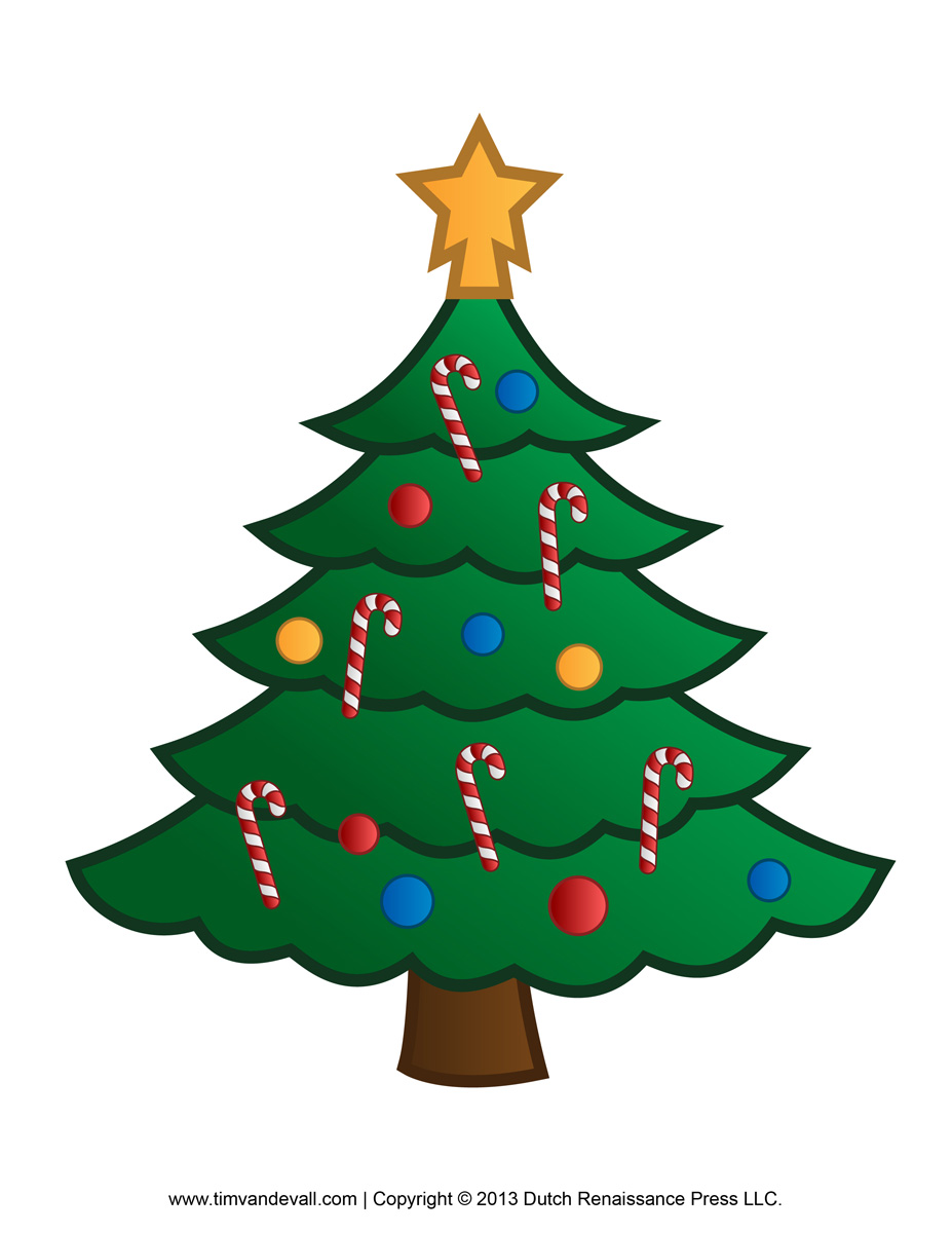 Image - Christmas-Tree-Clip-Art-2-1-.jpg - Animal Jam Wiki