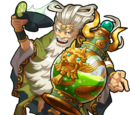 【緑色鬼薬】左慈