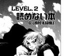 Level 2: El libro ilegible