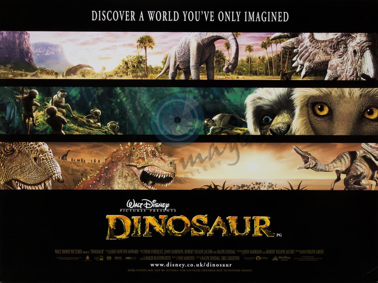 Dinosaur Island Type Movie