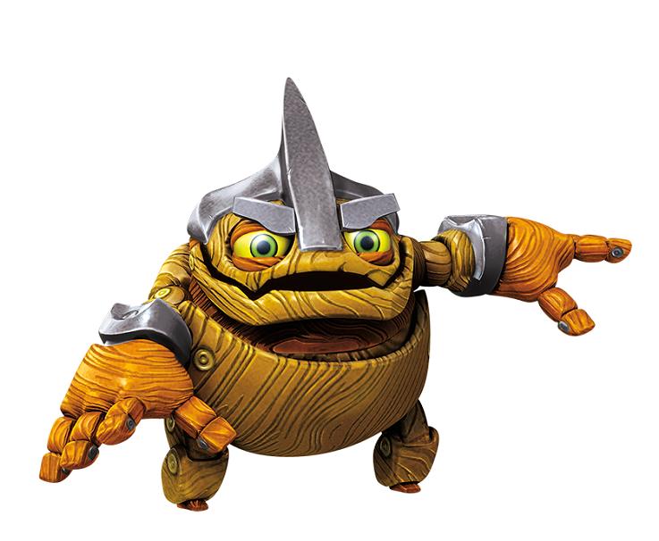 Shield Shredder (villain) - Portal Masters of Skylands unite! - Wikia