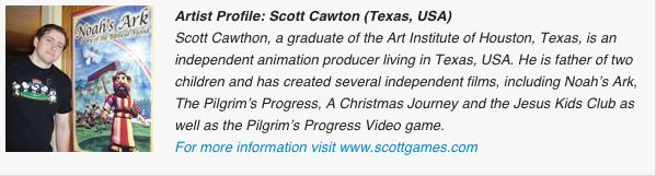 Scott s irl photo and bio from hope animation