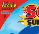 Archie Sonic Super Digest Issue 10
