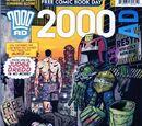 2000 AD Free Comic Book Day Vol 1 4