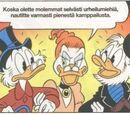 Karaktärer skapade av Lars Jensen