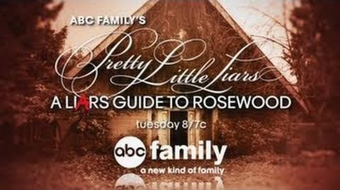 Pretty Little Liars Special A Liars Guide to Rosewood