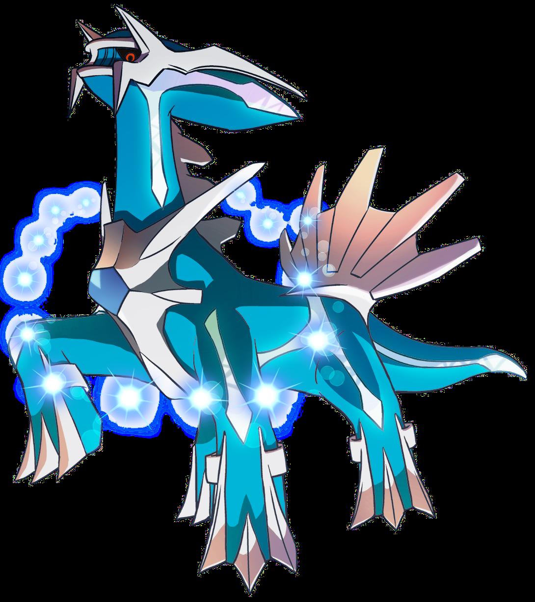 Image - 483Shiny Dialga.png - The Pokémon Wiki