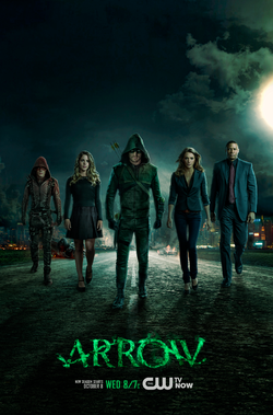 [Review] Arrow  250px-Arrow_season_3_promotional_poster