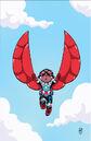 All-New Captain America Vol 1 1 Baby Variant Textless.jpg