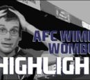Hankgames Highlights: AFC Wimbly Womblys 11-25