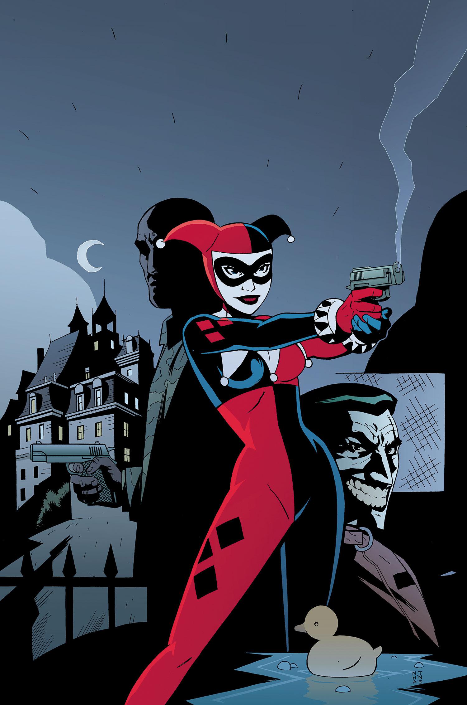 Арты джокер и бэтмен