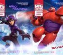 MARVEL COMICS: Big Hero 6 (Movie)