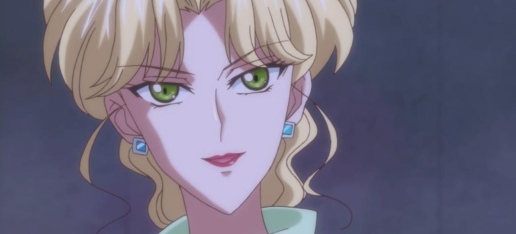 Zoisite Sailor Moon Disguise