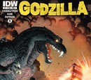 Godzilla: Ongoing Issue 1