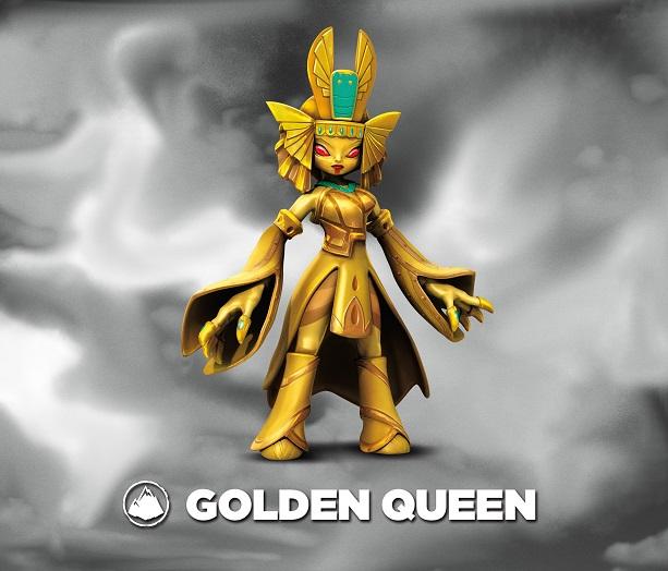 skylanders trap team meet the villains golden queen