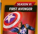 First Avenger (Season VI)