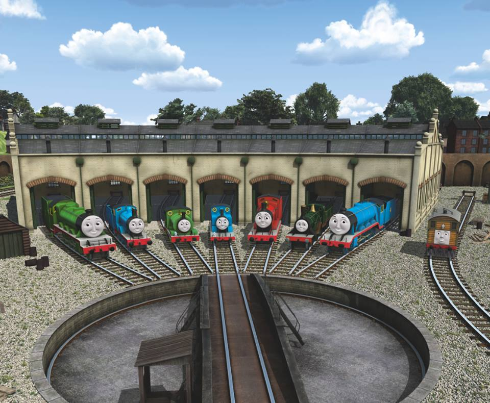 Steam Team Thomas And Friends Adventures On Sodor Wiki