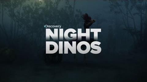 DANGER Attack of the Nighttime Dinosaur!-1