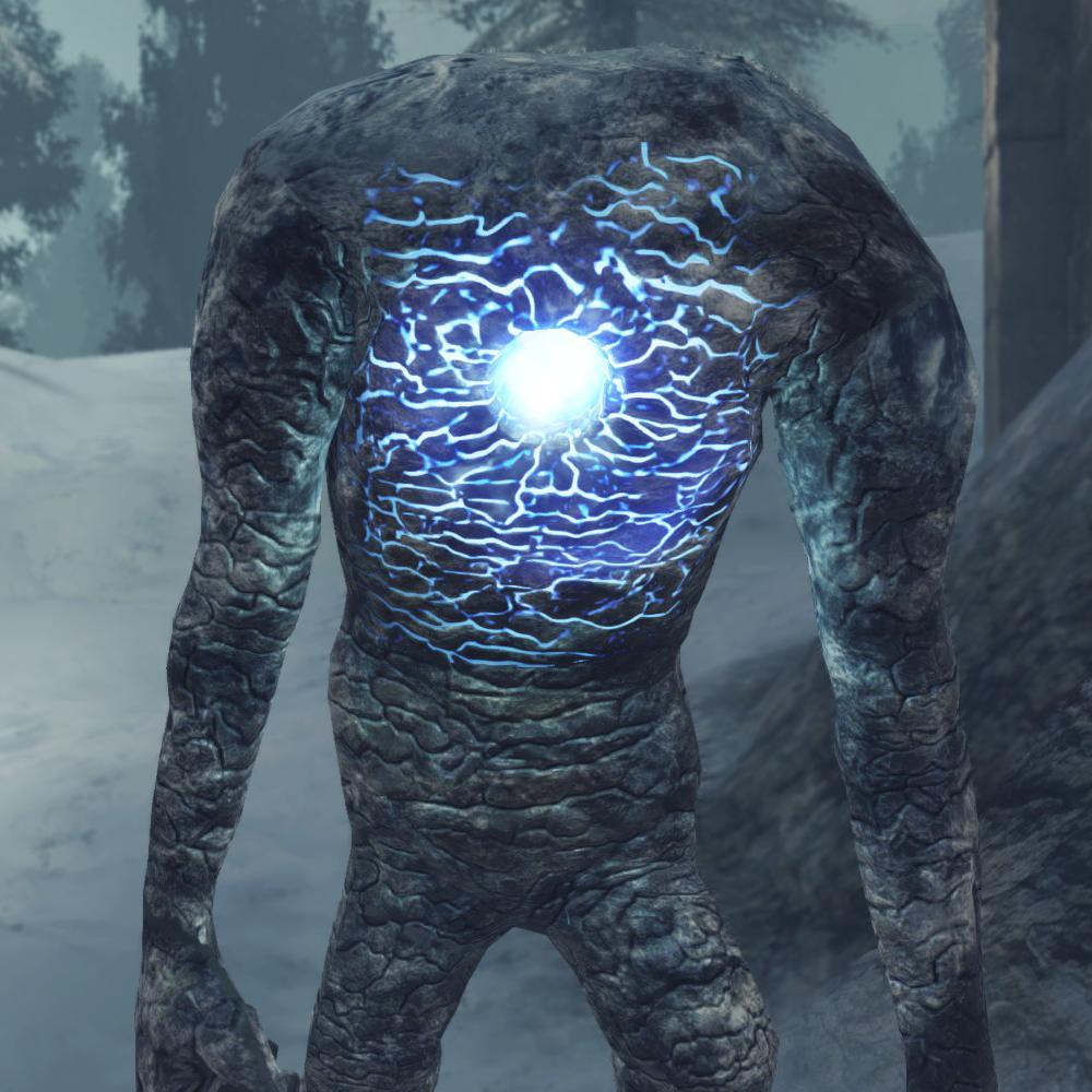 Frozen Golem Dark Souls Wiki