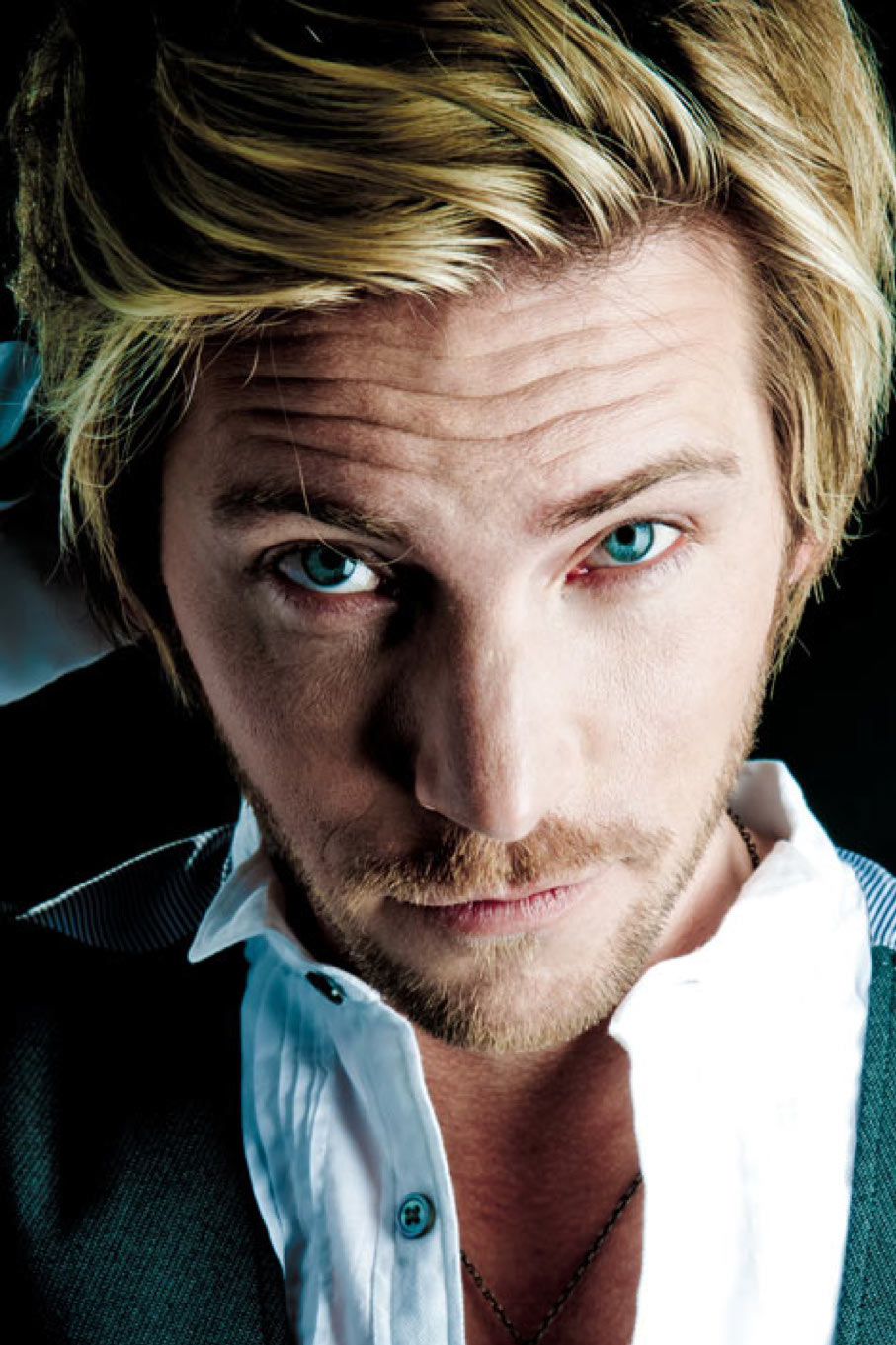 Troy Baker Walking Dead Wiki