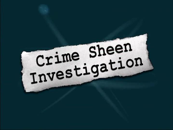 Carl Holmes Investigation No1