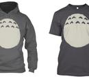 Panda-Nin/Totoro-Sweatshirt für süße Träume