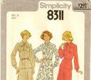 Simplicity 8311 B