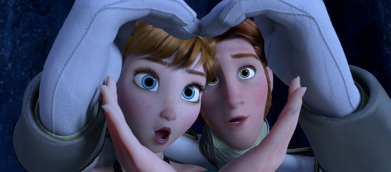Anna And Hans Bonding