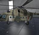 "Mil Mi-8T ""Hip"" (AMOK)"