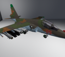 "Su-25 ""Frogfoot"" (AMOK)"